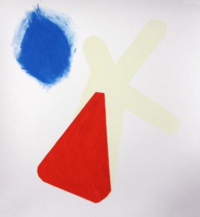 Jaime Angelopoulos ,Untitled , 2012, pastel sur papier, 31 x 29,5.