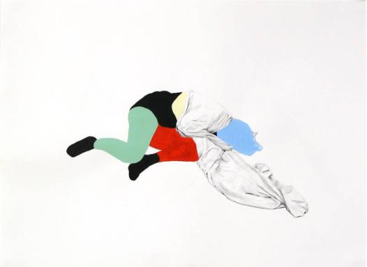 MICHELLE FURLONG, Rêves sous la peau, 2011, graphite, encre, acrylique sur papier (http://www.galeriedeste.com/artist/MICHELLE_FURLONG/works/)