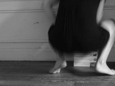 Perrine Le Querrec, Sans titre, 2012, photographie noir et blanc.